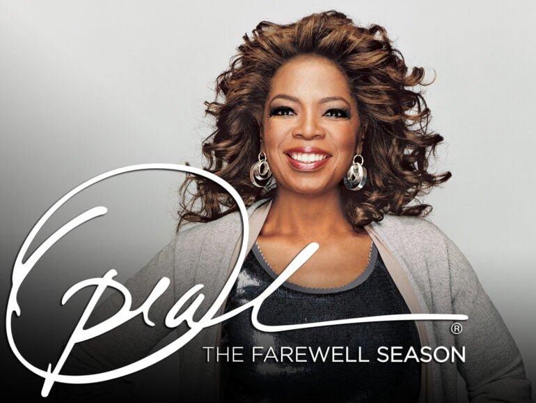 Oprah Photo Credit: George Burns