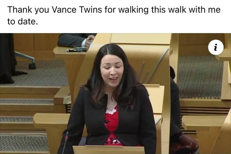 Forced Adoption The Scottish Parliament Monica Lennon